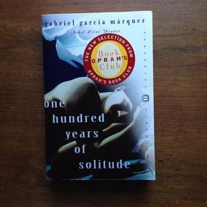 """One Hundred Years Of Solitude"""